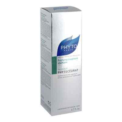 Phyto Phytocedrat talgregulierendes Shampoo