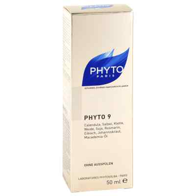 Phyto Phyto 9 Haartagescreme sehr trockenes Haar