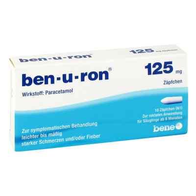 Ben-u-ron 125mg  bei Apotheke.de bestellen