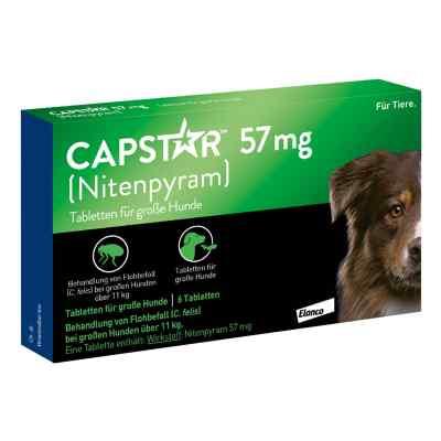 Capstar 57 mg Tabletten für grosse Hunde  bei Apotheke.de bestellen