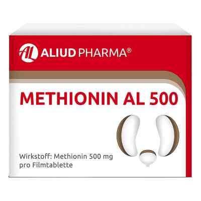 Methionin Al 500 Filmtabletten  bei Apotheke.de bestellen