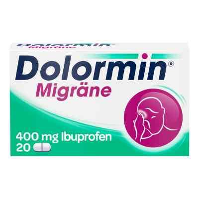Dolormin Migräne bei Migränekopfschmerzen  bei Apotheke.de bestellen
