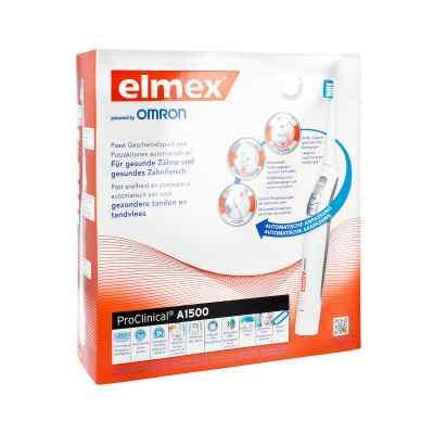 Elmex Proclinical A1500 elektrische Zahnbürste