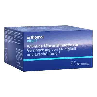 Orthomol Vital F 30 Tabletten /kaps.kombipackung  bei Apotheke.de bestellen