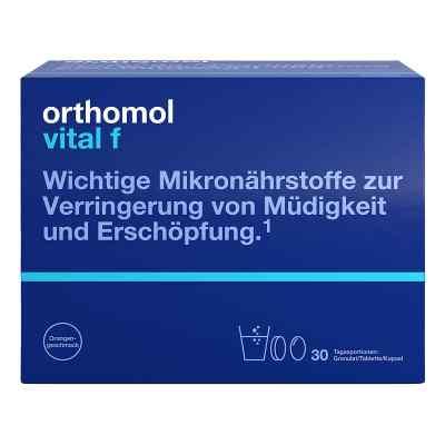 Orthomol Vital F 30 Granulat/kaps.kombipackung  bei Apotheke.de bestellen