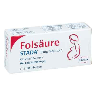 Folsäure Stada 5 mg Tabletten  bei Apotheke.de bestellen