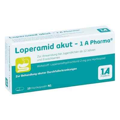 Loperamid akut-1A Pharma  bei Apotheke.de bestellen