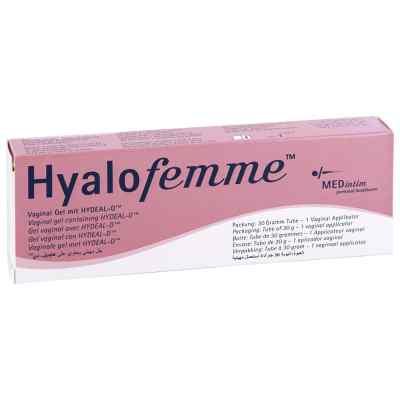 Hyalofemme Vaginal Gel  bei Apotheke.de bestellen