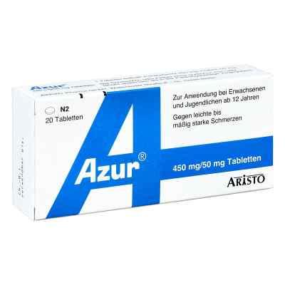 Azur 450mg Paracetamol/50mg Coffein  bei Apotheke.de bestellen