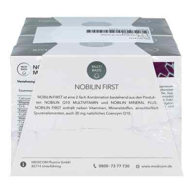 Nobilin First Kombipackung Kapseln  bei Apotheke.de bestellen
