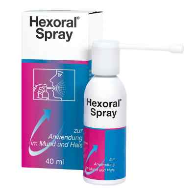 Hexoral Spray