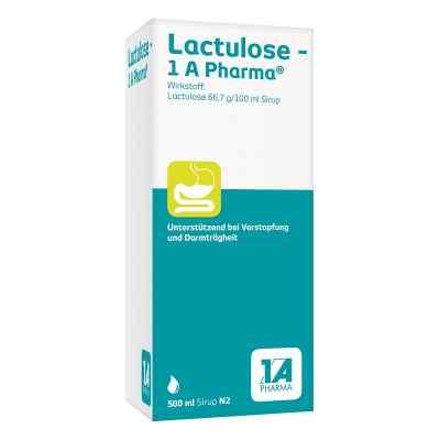 Lactulose-1A Pharma