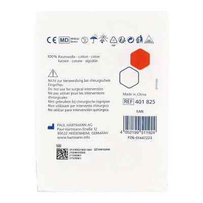 Es-kompressen unsteril 10x10 cm 8fach  bei Apotheke.de bestellen