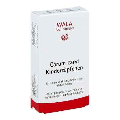 Carum Carvi Kinderzäpfchen  bei Apotheke.de bestellen