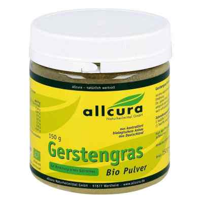 Gerstengras Pulver kbA  bei Apotheke.de bestellen