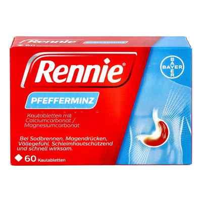Rennie Pfefferminz gegen Sodbrennen Kautabletten  bei Apotheke.de bestellen