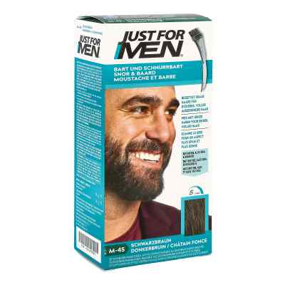 Just for men Brush in Color Gel schwarzbraun  bei Apotheke.de bestellen