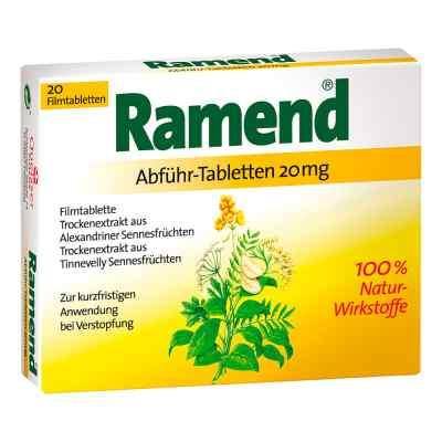 Ramend Abführ-Tabletten 20mg  bei Apotheke.de bestellen