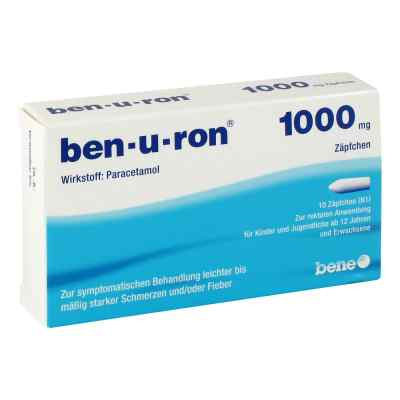 Ben-u-ron 1000mg  bei Apotheke.de bestellen
