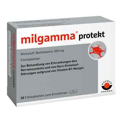 Milgamma protekt Filmtabletten  bei Apotheke.de bestellen