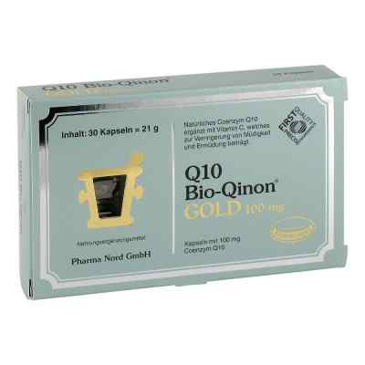 Q10 Bio Qinon Gold 100 mg Kapseln  bei Apotheke.de bestellen