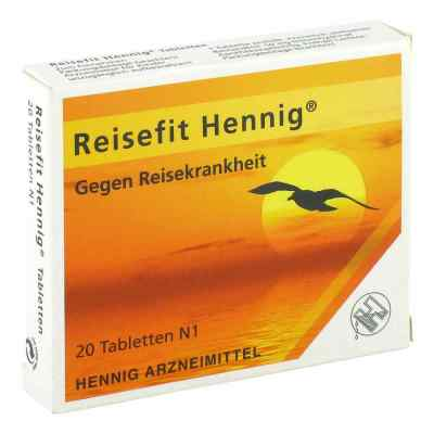 Reisefit Hennig 50mg  bei Apotheke.de bestellen