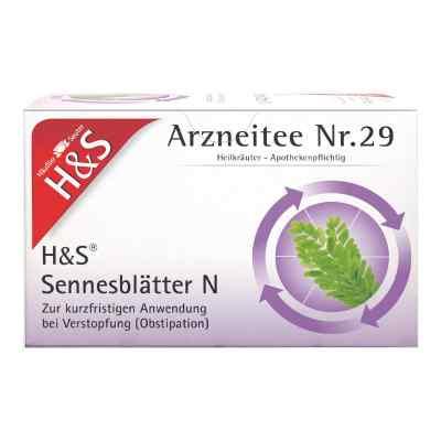 H&S Sennesblätter N  bei Apotheke.de bestellen
