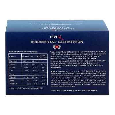 Duramental Glutathion 300 mg Tabletten  bei Apotheke.de bestellen