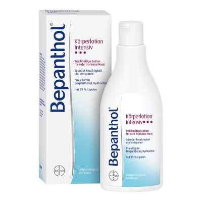 Bepanthol Intensiv Körperlotion Flasche  bei Apotheke.de bestellen