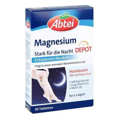 Abtei Magnesium Stark für die Nacht Depot Tabletten  bei Apotheke.de bestellen