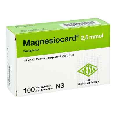 Magnesiocard 2,5 mmol Filmtabletten  bei Apotheke.de bestellen