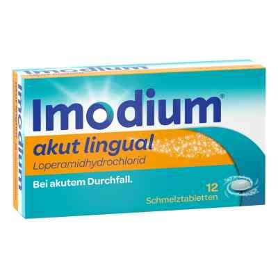 Imodium akut lingual bei Apotheke.de bestellen