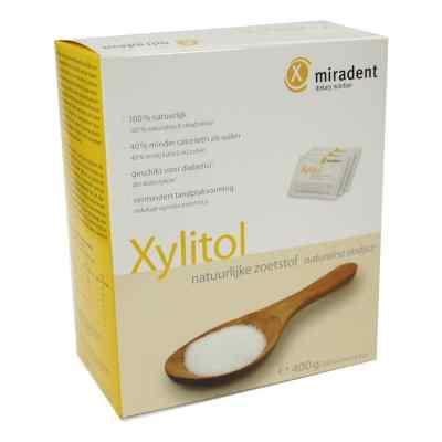 Miradent Zuckerersatz Xylitol Pulver Sachets  bei Apotheke.de bestellen
