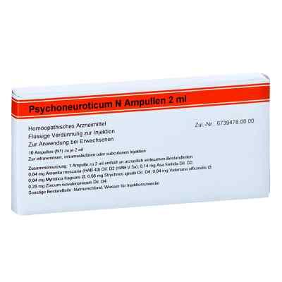 Psychoneuroticum N Ampullen  bei Apotheke.de bestellen