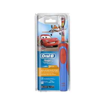 Oral-B Stages Power Kids Elektrische Zahnbürste mit Disneys Cars  bei Apotheke.de bestellen