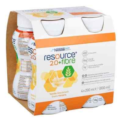 Resource 2.0+fibre Vanille  bei Apotheke.de bestellen