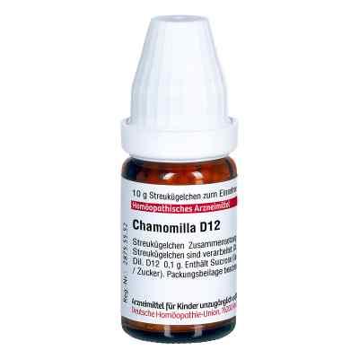 Chamomilla D 12 Globuli  bei Apotheke.de bestellen