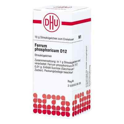 Ferrum Phosphoricum D 12 Globuli  bei Apotheke.de bestellen