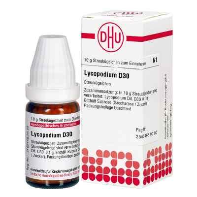 Lycopodium D 30 Globuli  bei Apotheke.de bestellen
