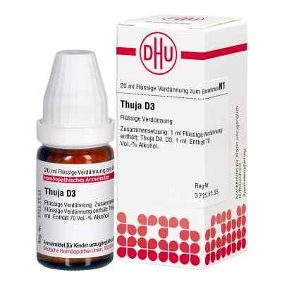 Thuja D3 Dilution  bei Apotheke.de bestellen