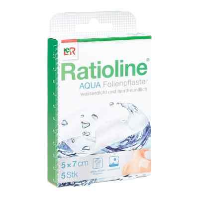 Ratioline aqua Duschpflaster 5x7 cm  bei Apotheke.de bestellen