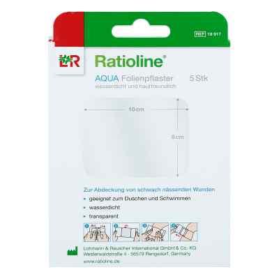 Ratioline aqua Duschpflaster 8x10 cm  bei Apotheke.de bestellen