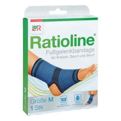 Ratioline active Fussgelenkbandage Größe m  bei Apotheke.de bestellen