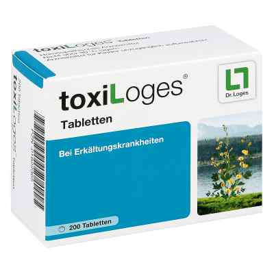 Toxi Loges Tabletten  bei Apotheke.de bestellen
