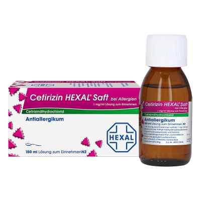 Cetirizin HEXAL bei Allergien 1mg/ml  bei Apotheke.de bestellen