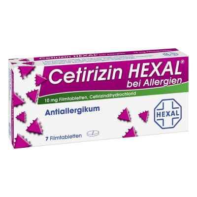 Cetirizin HEXAL bei Allergien  bei Apotheke.de bestellen