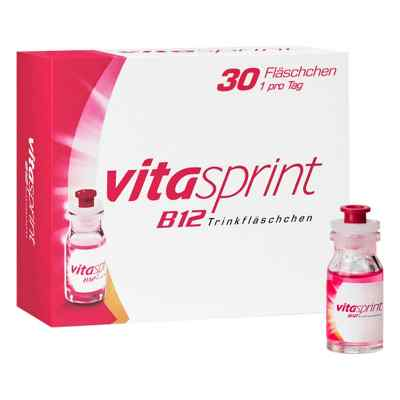 Vitasprint B 12 Trinkampullen  bei Apotheke.de bestellen