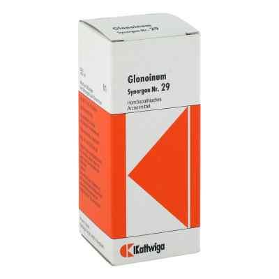 Synergon 29 Glonoinum Tropfen  bei Apotheke.de bestellen