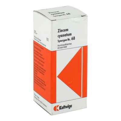 Synergon 68 Zincum cyanatum Tropfen  bei Apotheke.de bestellen