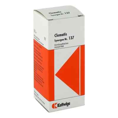 Synergon 137 Clematis Tropfen  bei Apotheke.de bestellen